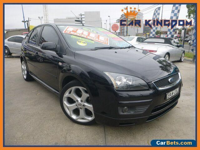 2006 Ford Focus LS Zetec Automatic 4sp A Hatchback #ford #focus #forsale #australia