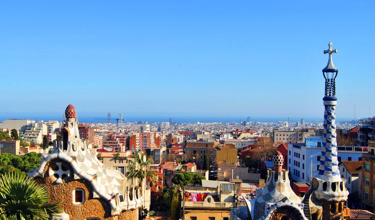 Barcelona - Sights and Sounds