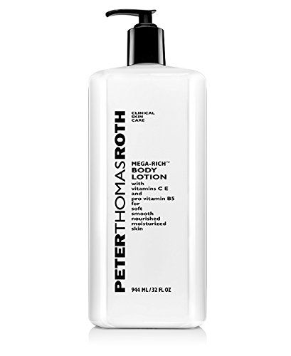 Peter Thomas Roth Mega Rich Body Lotion Super Size - 32 Fl Oz * Continue to the product at the image link. (This is an Amazon Affiliate link and I receive a commission for the sales)