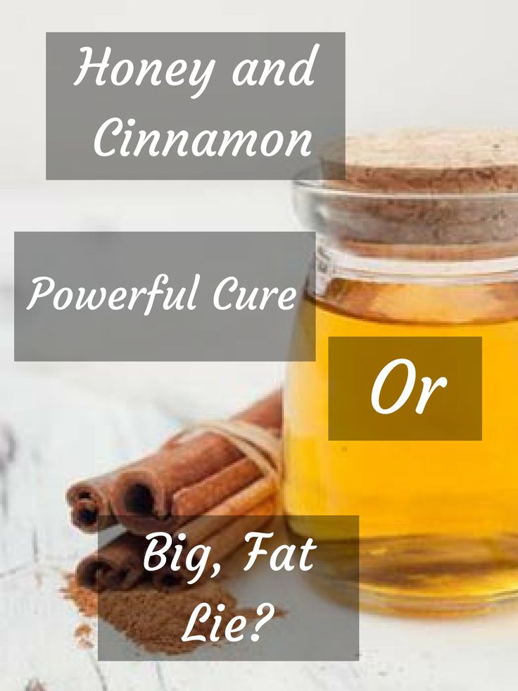 Honey and Cinnamon: A Powerful Cure or a Big, Fat Lie?