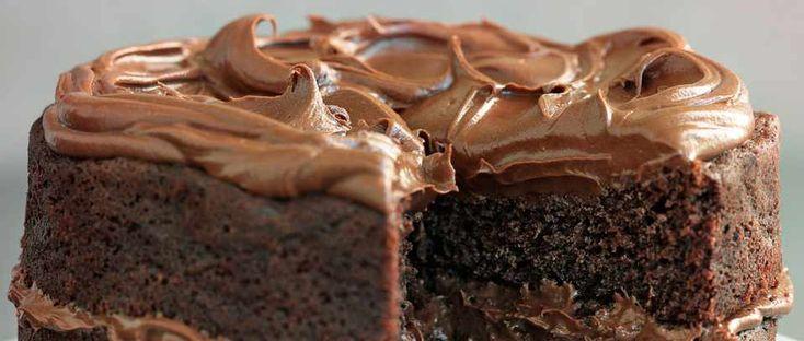 Easy Cake Recipe For Chocolate fudge cake recipe