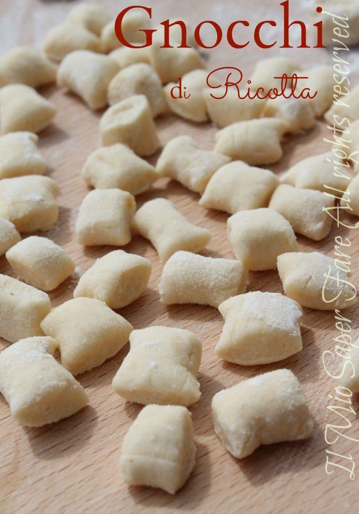 Gnocchi+di+ricotta+ricetta+facile+Il+Mio+Saper+Fare