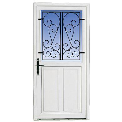 Porte d'entrée Guérande PVC - Portes