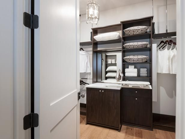 Master Closet Pictures From HGTV Smart Home 2014