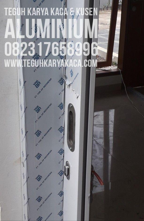 Kusen Pintu Aluminium Bandung Pintu Geser Pintu Sliding Jenis