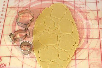 Laminados Receita fazer biscoito de Açúcar »Treats Gloriosos