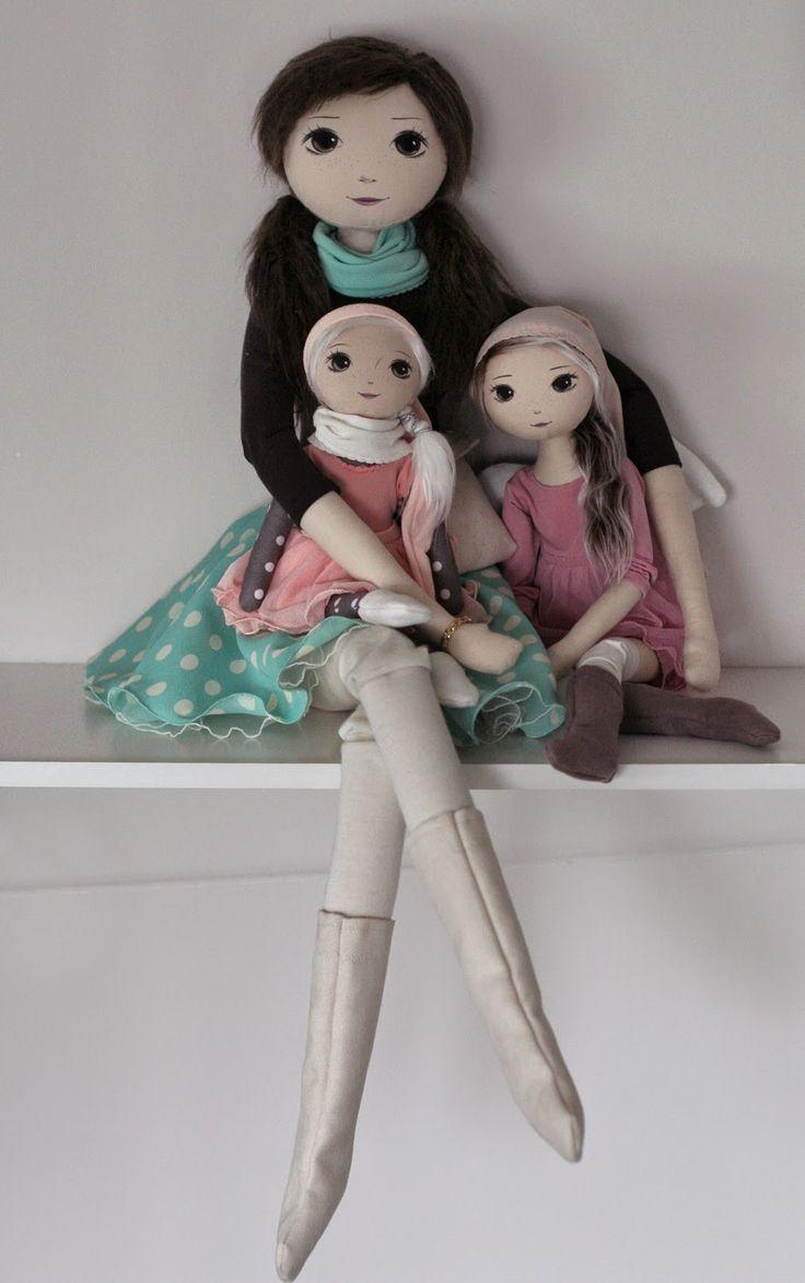 RomaSzop: personalized dolls