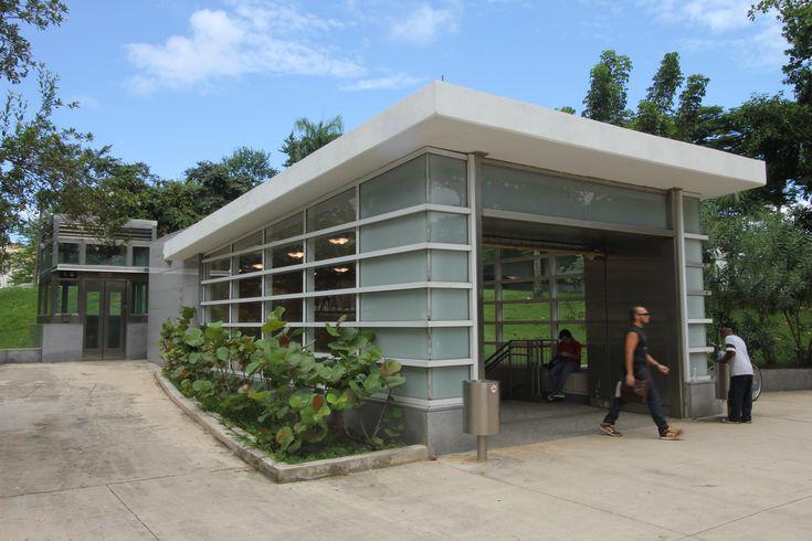 Estacion Tren Urbano UPR
