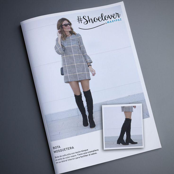Nuestra #Shoelover ConPasoChic nos propone este look tan preppy. Y tú, ¿cómo combinas tus botas mosqueteras?  Hazte con esta MOSQUETERA SOCK aquí ►http://www.marypaz.com/trendy/bota/mosquetera-sock-tacon-bloque-0135616i592-75175.html  #SoyYoSoyMARYPAZ #Follow #winter #love #otoño #fashion #colour #tendencias #marypaz #locaporlamoda #BFF #igers #moda #zapatos #trendy #look #itgirl #invierno #AW16 #igersoftheday #girl #autumn   http://www.conpasochic.com/  Disponibles en tienda y en MARYPA