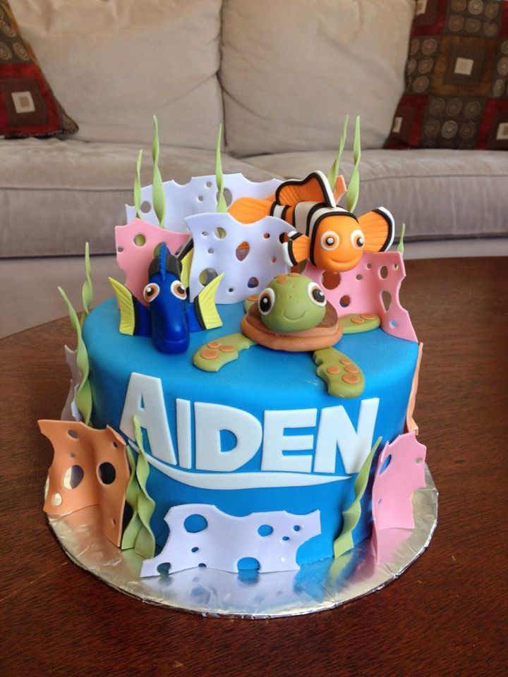 40 best Nemo Birthday images on Pinterest Birthday party ideas