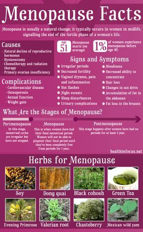 13 Signs Of Menopause Plus 13 Helpful Herbs►►http://herbsandhealth.net/13-signs-of-menopause-plus-13-helpful-herbs/?i=p
