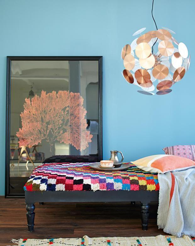 70 besten farbige w nde bilder auf pinterest farbige w nde wandfarbe und schlafzimmer ideen. Black Bedroom Furniture Sets. Home Design Ideas