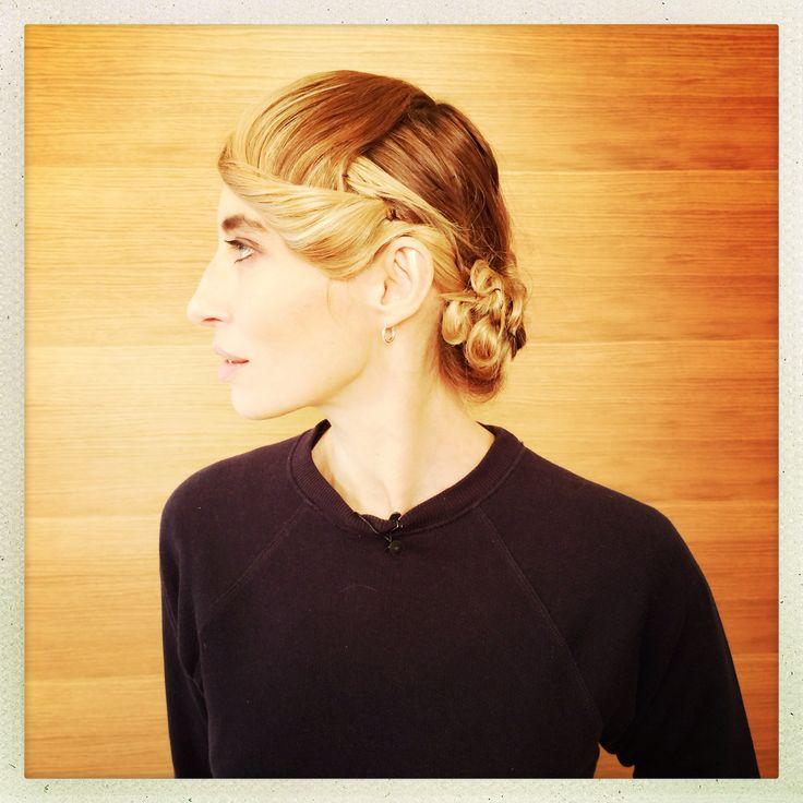 Hair Styled by @CUT BY FRED www.cutbyfred.com