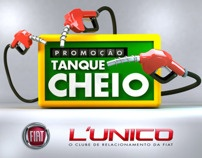 Tanque Cheio - Fiat Lunico by Andre Lopes, via Behance