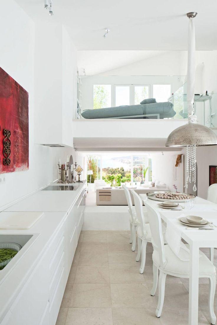 Villa Mandarina by Ana Bejar Interiorismo