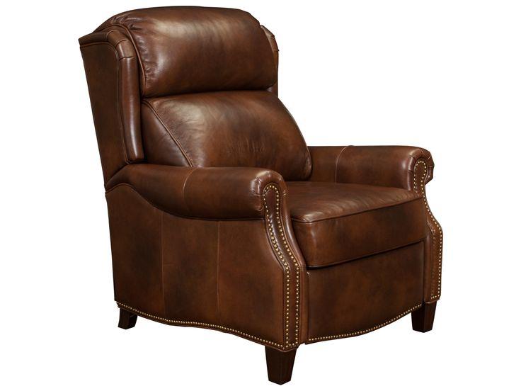 Barcalounger - Meade Deri Dinlenme koltuğu