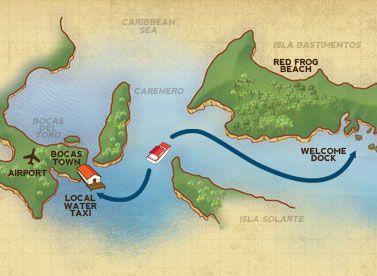 Panama Zipline | Bastimentos Sky Adventure in Bocas