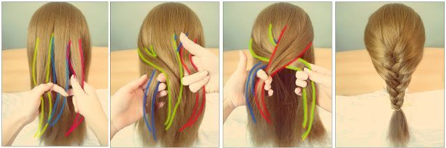 Basic Weaves And Braids Step By Step Guide For Beginners Easy Hairstyles Hair Styles Hair Braid Guide