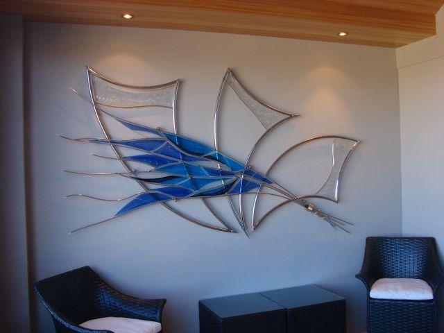 Glass art by tavoli designs