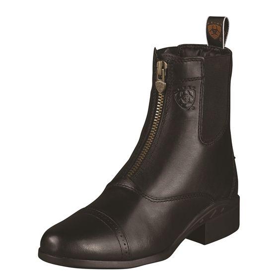 Dublin Bottines de paddock zippées, modèle Elevation, marron, Adults 9
