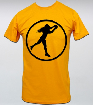 Playmaker Icon T-shirt in Yellow and Black at Brand Legendary is the Official T-shirt of the Legendary Troy Polamalu.