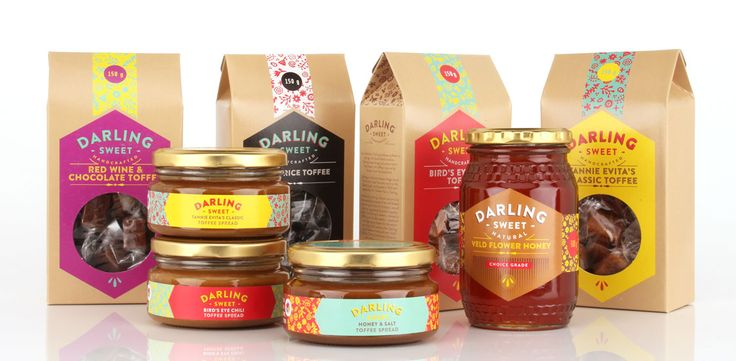 Darling Sweet's range of toffees and toffee spreads is irresistible and they're giving away a massive hamper to celebrate the festive season.