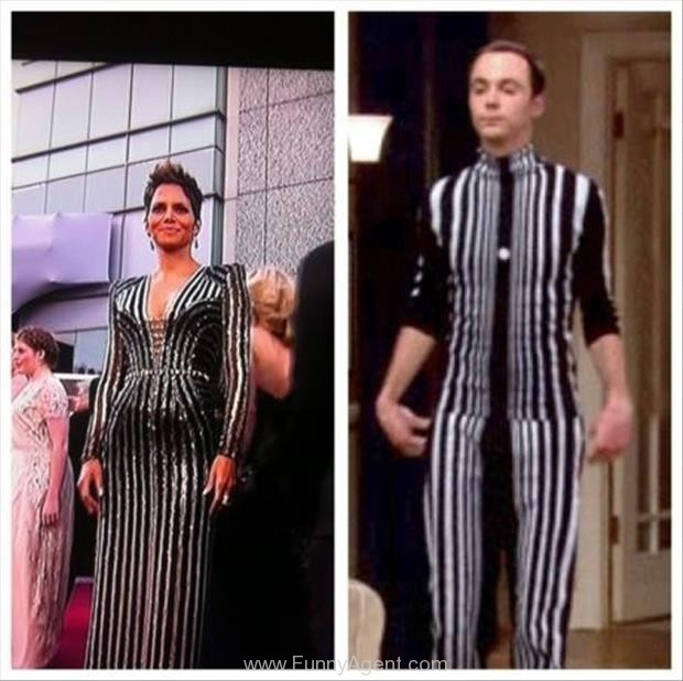Sheldon Cooper  Giggle...
