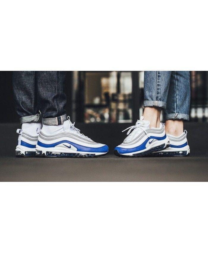 Nike Air Max 97 OG Blue Womens and Mens  86832ec786e