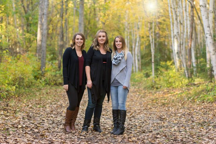 Sisters - Fall family session