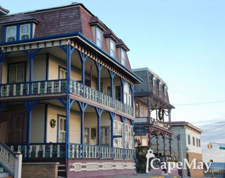 48 Best Historic Buildings In Cape May Images On Pinterest