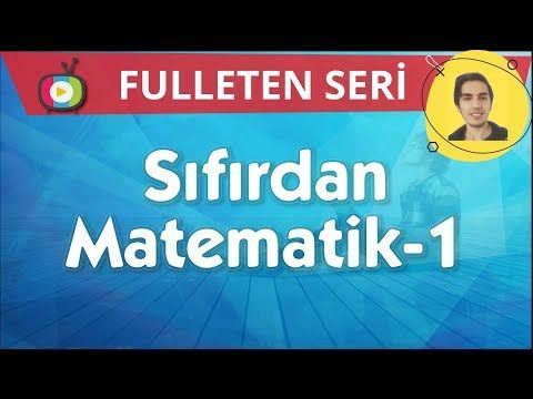 01) SIFIRDAN MATEMATİK | Tyt | Kpss | Dgs | Ales | 9.Sınıf | 10.Sınıf | 11.Sınıf - YouTube