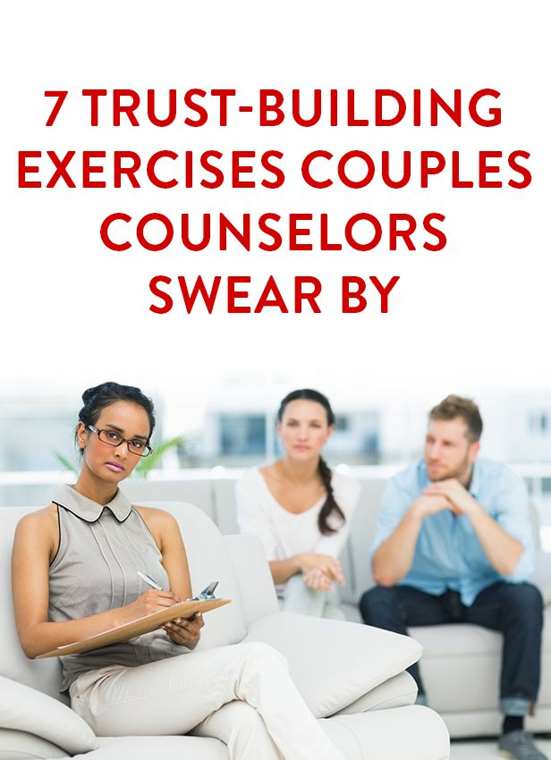 7 Trust-Building Exercises Couples Counselors Swear By