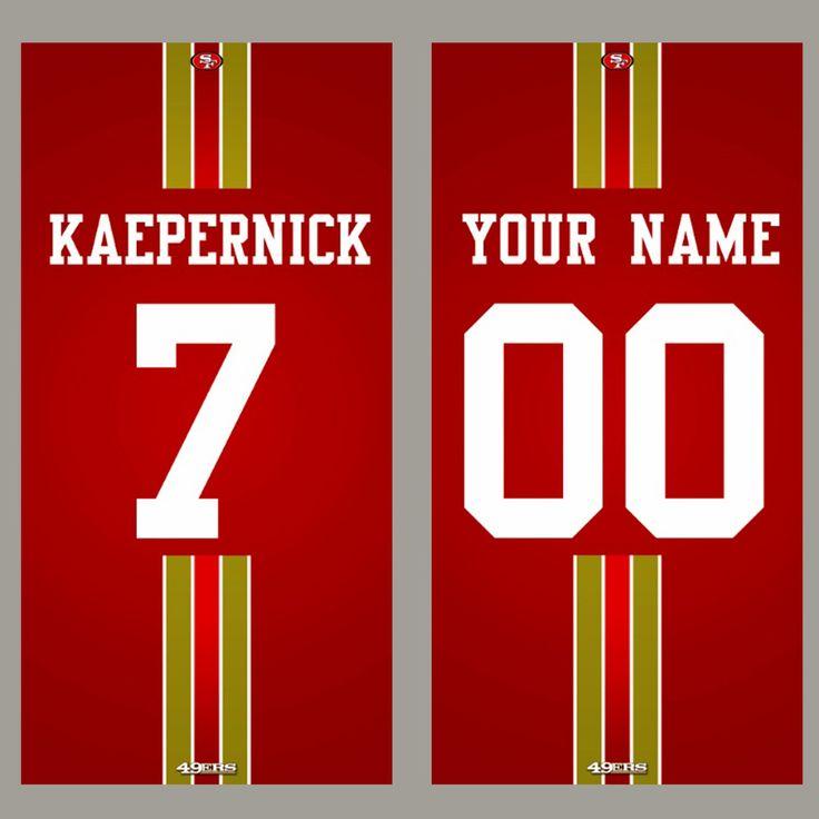 San Francisco 49ers towels KAEPERNICK  MONTANA GORE  WILLIS CLARK beach towel American Football towel nfl bathtowel