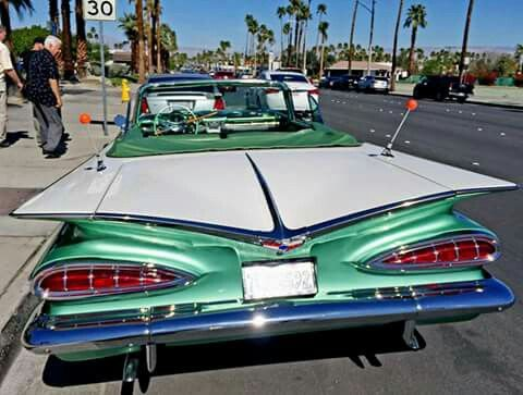 Out of this world '59 Impala