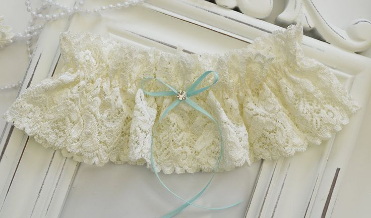 Wedding Garter, Ivory Lace Wedding Garter, Lace Wedding Garter, Bridal Garter, Garter, Vintage Wedding Garter by theweddinggarter1 on Etsy