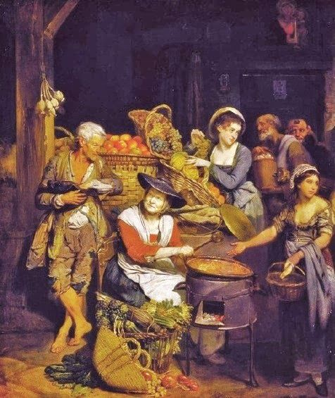17 best images about 1600 1800s 17th 18th century on for 18th century cuisine