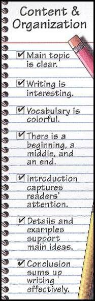 Writer's Checklist Bookmark | Main photo (Cover)