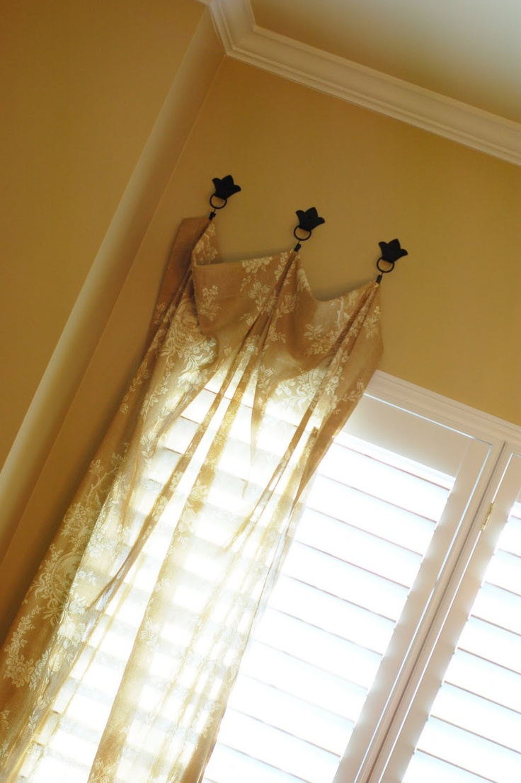17 Best ideas about Corner Window Treatments on Pinterest ...