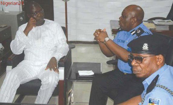 Vigilance team members nab suspected Badoo cultist in Ogun
