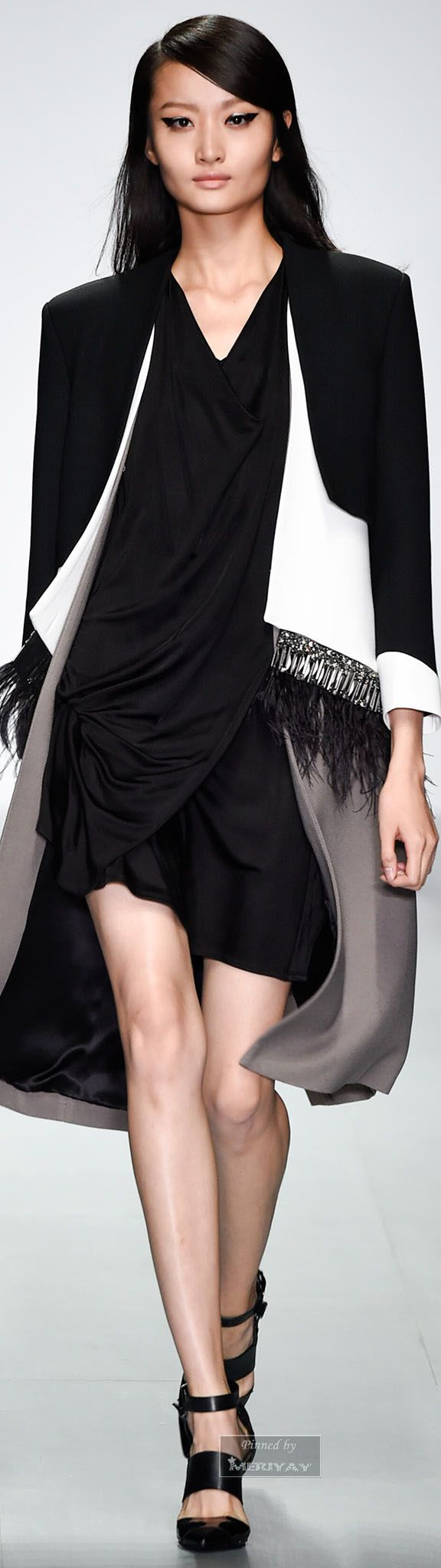 See all the runway and model photos from the Jean-Pierre Braganza Spring  2015 Ready-to-Wear collection.
