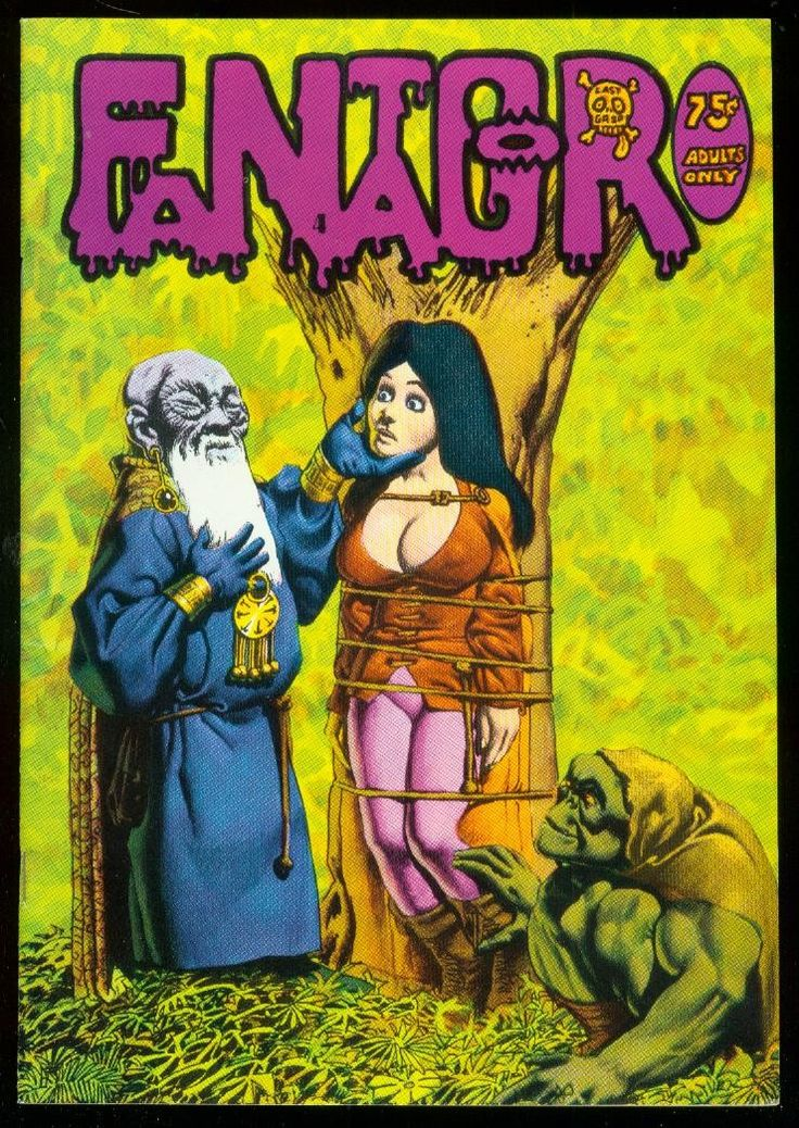 Fantagor - Underground & Alternative Comics - COMICS