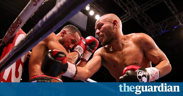 James DeGale shocked by Caleb Truax in IBF super-middleweight title upset  ||  There was a huge upset in London as the home fighter and overwhelming favourite James DeGale lost his IBF world super-middleweight title on points to the American Caleb Truax https://www.theguardian.com/sport/2017/dec/10/james-degale-caleb-truax-fight-report?utm_campaign=crowdfire&utm_content=crowdfire&utm_medium=social&utm_source=pinterest