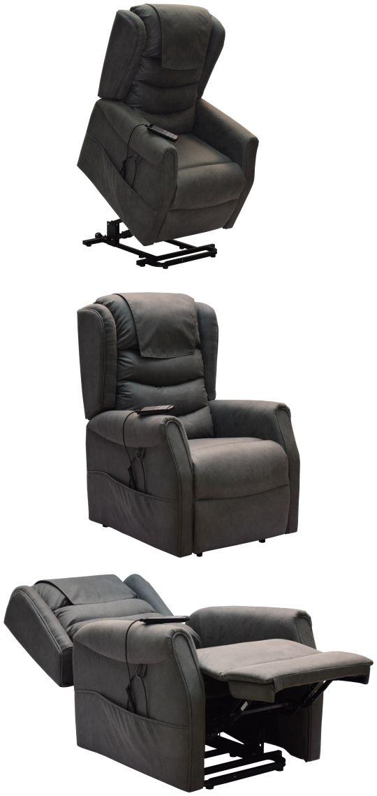 Fauteuil ZÉRO GRAVITÉ releveur 2 moteurs en relaxation très confortable : Position lit et Zéro Gravité pour un relâchement total des muscles. La personne âgée se détend et se repose véritablement, le dossier est ergonomique et moelleux avec 4 coussins généreux et un retour sur les côtés. Facile à utiliser avec un bouton pour revenir directement en position assise. Releveur pour l'aide à l'assise, ce fauteuil ZÉRO GRAVITÉ est l'un des plus agréable au quotidien de sa catégorie