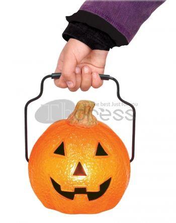 Halloween Portable Crystal Pumpkin Lights 03