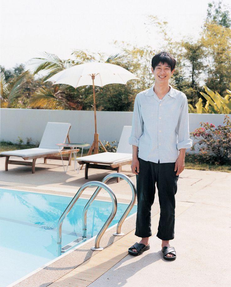 加瀬亮 kase ryo pool プール