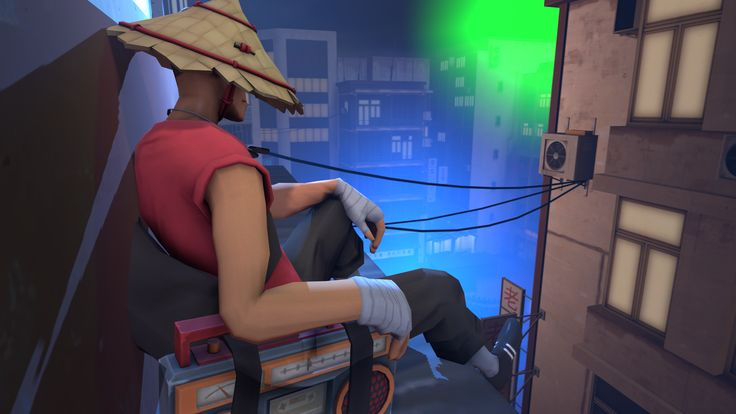 The first SFM idea I ever had recreated after 156 hours #games #teamfortress2 #steam #tf2 #SteamNewRelease #gaming #Valve