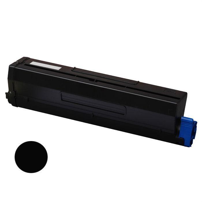 OKI Cartouche toner 44059108 – Compatible C810/C830 – Noir – Capacité standard 8.000 pages