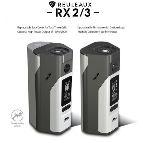 Just added by #eToyZ .co.za - Wismec Reuleaux R... - Check it out here: http://etoyz.myshopify.com/products/wismec-reuleaux-rx2-3-vaping-mod?utm_campaign=social_autopilot&utm_source=pin&utm_medium=pin