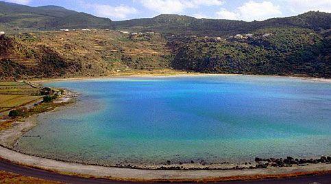 Specchio di Venere, Pantelleria