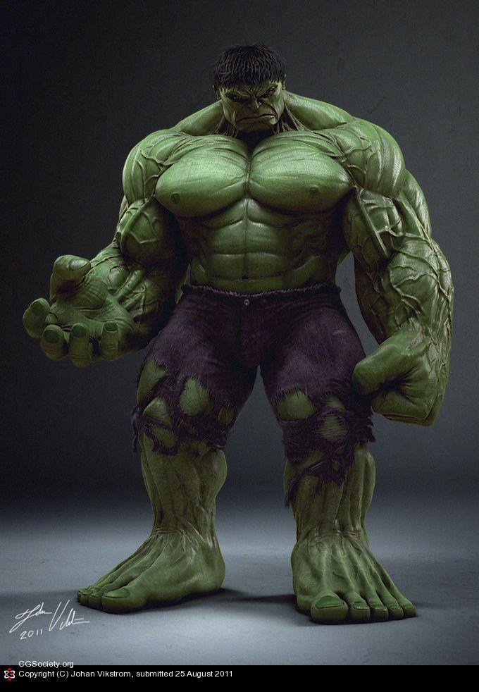 Hulk. Massive.